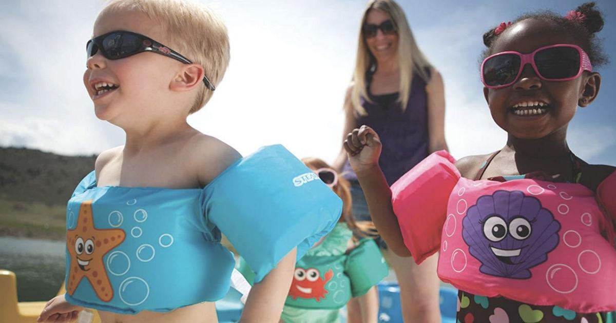 Stearns Puddle Jumper Kids Life Jacket for ONLY $11.99(Reg $20)