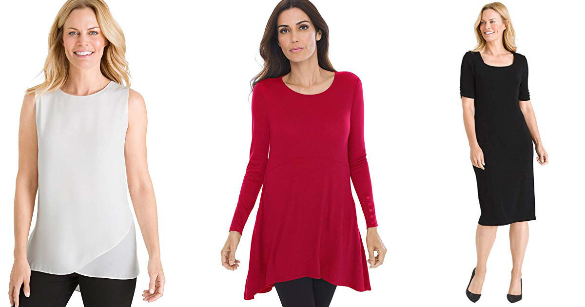 Save up to 71% on Chico's Women's Clothing