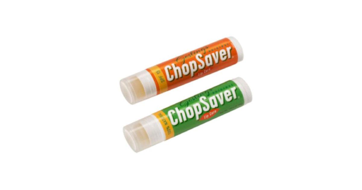 Chop Saver