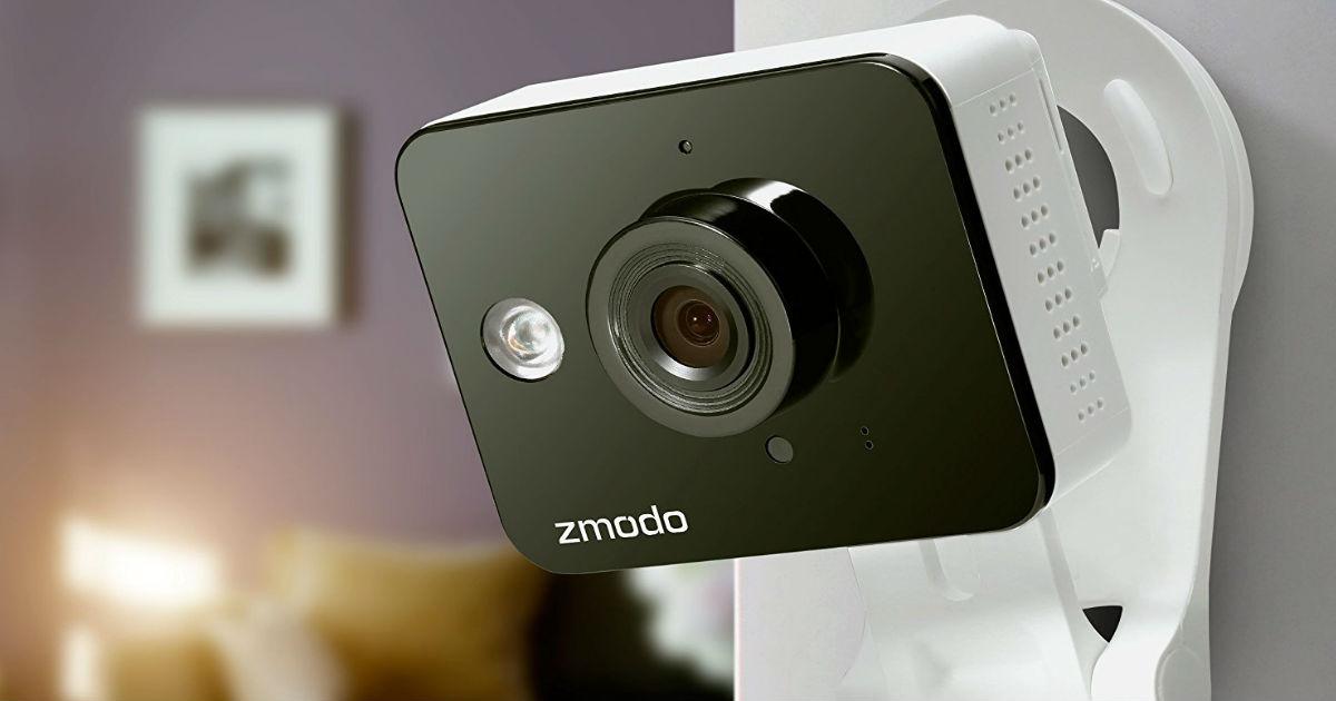 Zmodo WiFi Mini Camera ONLY $19.99 (Reg. $35)