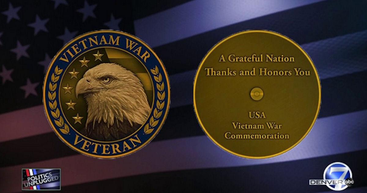 FREE Vietnam Veteran Lapel Pin...