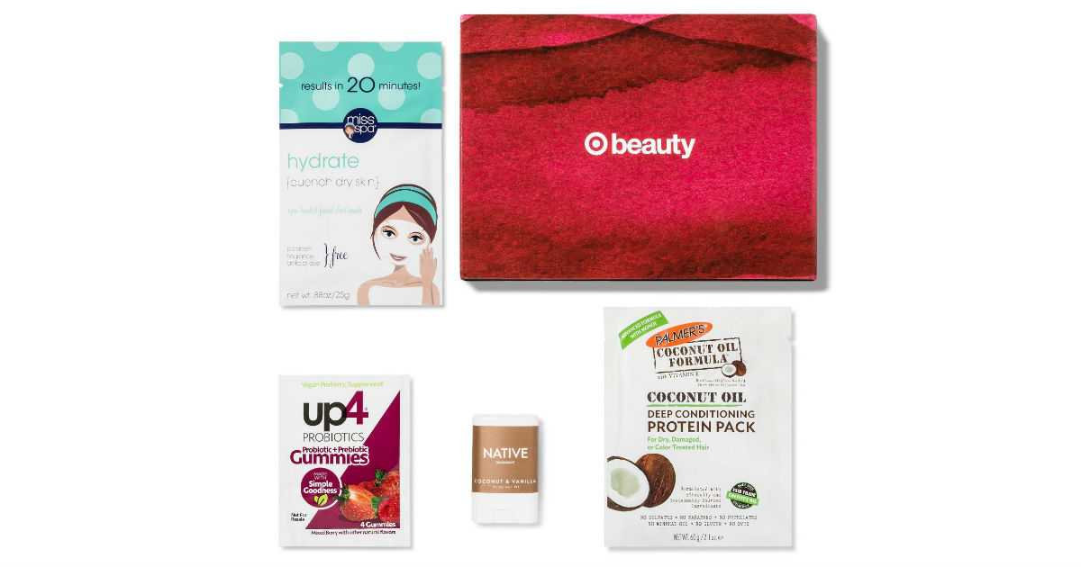 Target Beauty Boxes as Low as $3.32