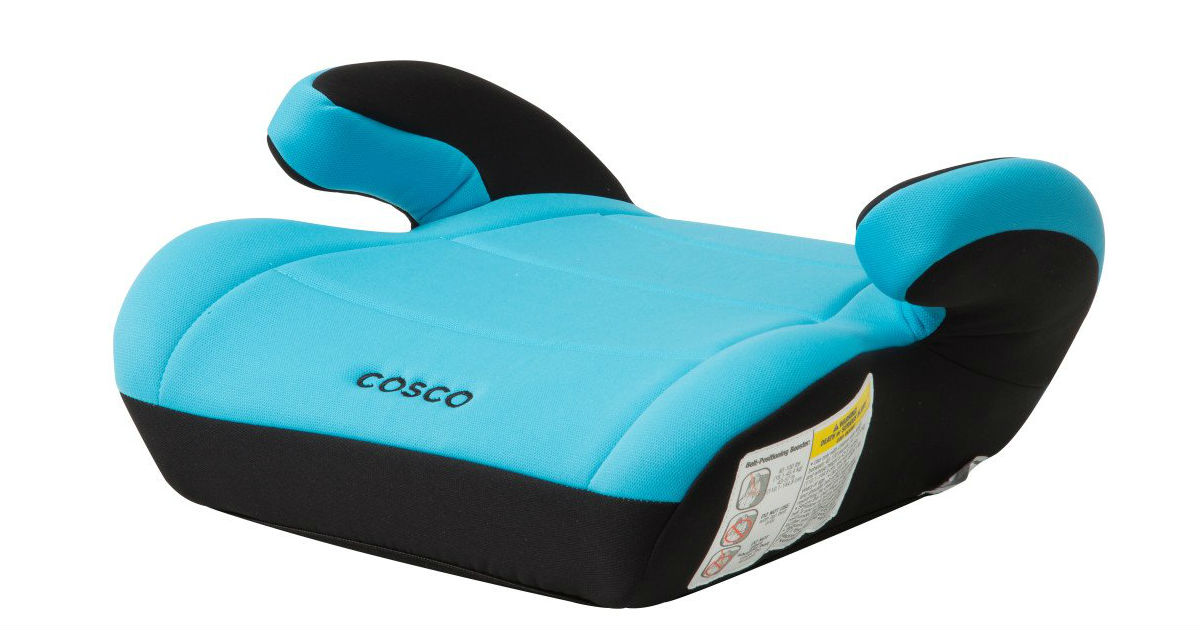 Cosco Topside Booster Car Seat ONLY $11.00 on Amazon