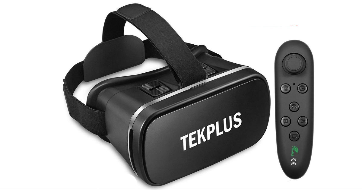 VR Headset ONLY $6.75 (Reg. $15)