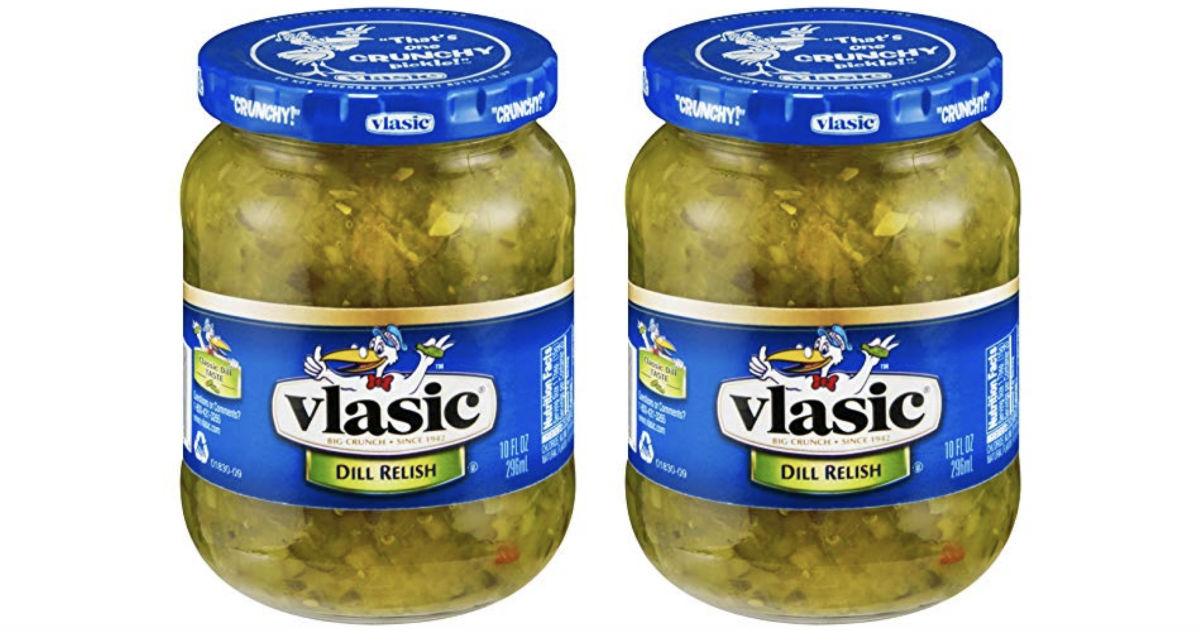 Vlasic Pickles & Relish ONLY $0.73 at Walmart