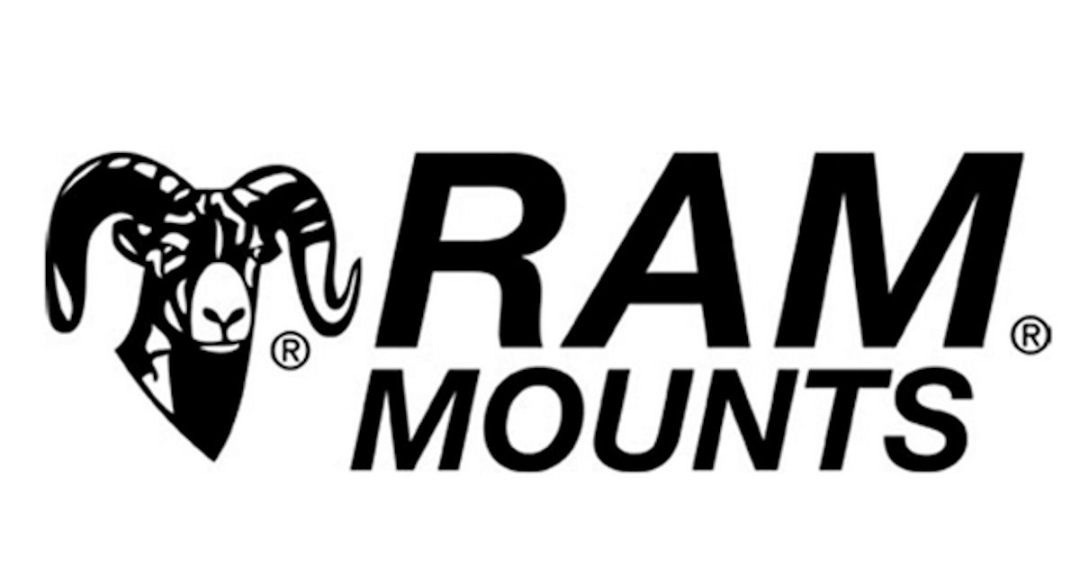 FREE Ram Mounts Stickers...