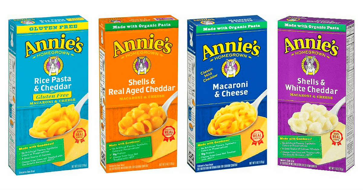 Annie's Mac & Cheese at Target