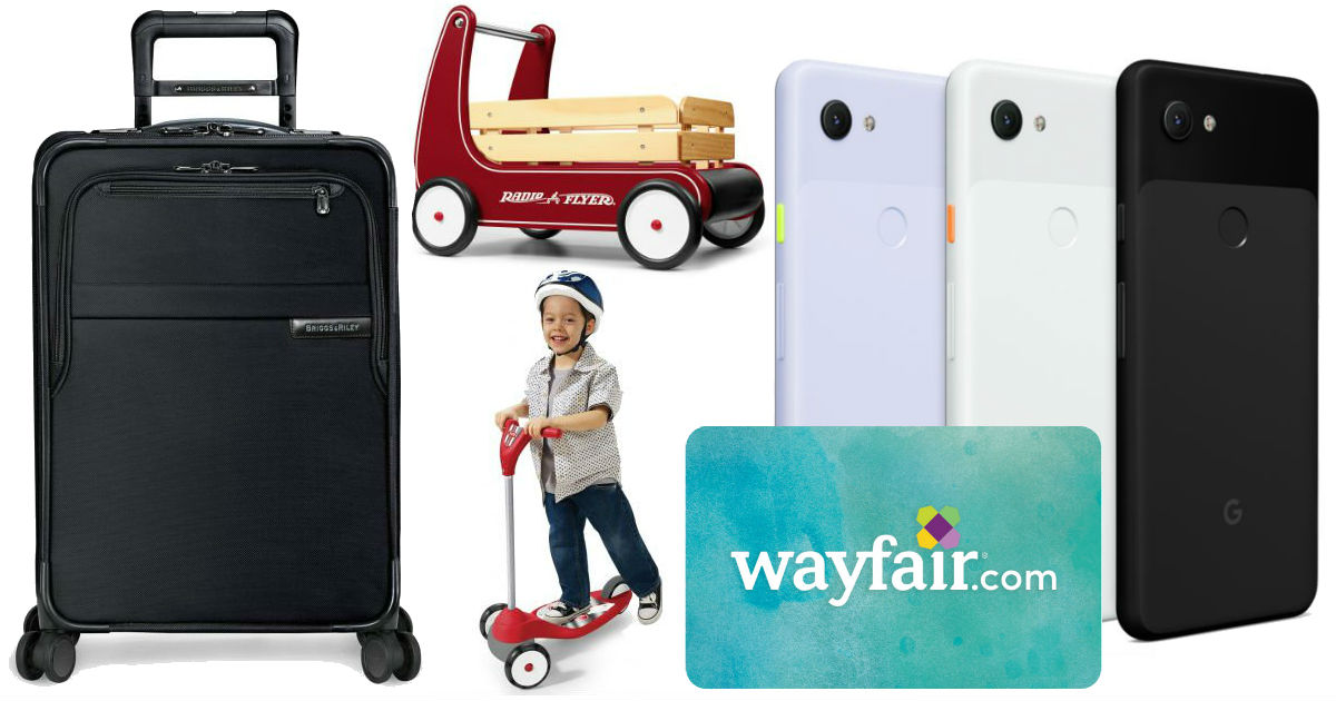 Instant Win & Sweepstakes RoundUp 5/17/19