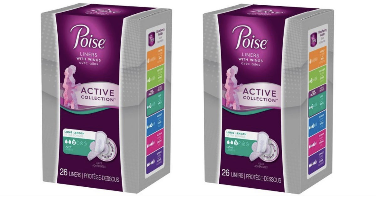picture regarding Poise Printable Coupons called Poise Liners or Pads Merely $0.99 As soon as CVS Added benefits