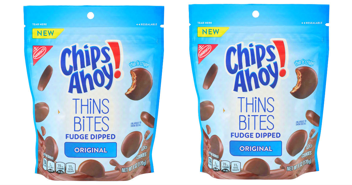 Chips Ahoy! Fudge Dipped Cookies Only $1.42 at Target