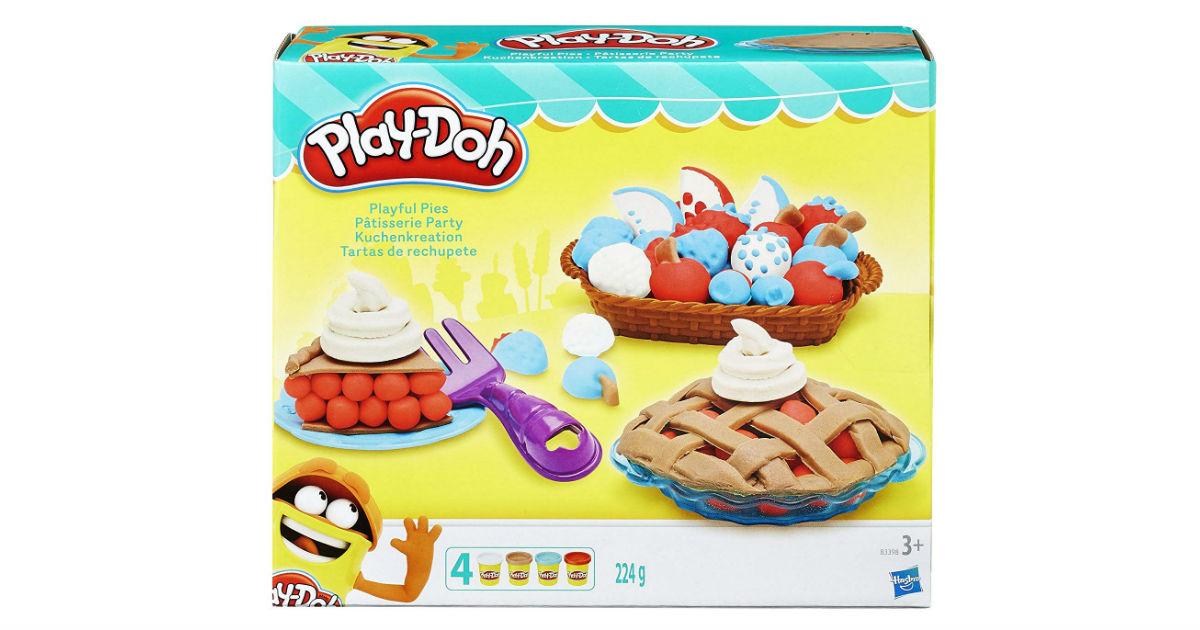 Play-Doh Playful Pies Set ONLY $6.99 (Reg. $20)