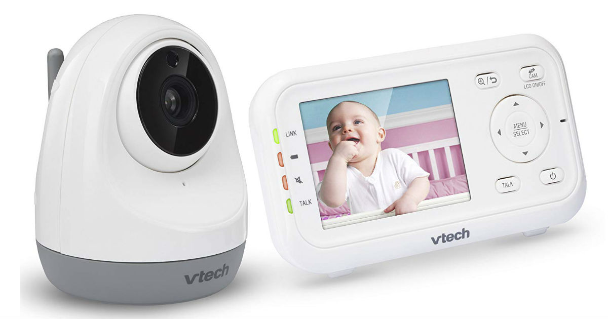 amazon baby monitor coupon