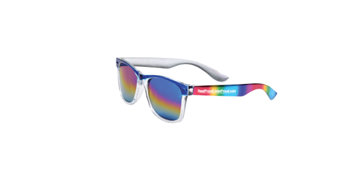 FREE Pair of Rainbow Sunglasse...
