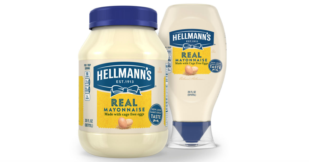 Hellmann's Mayonnaise at CVS