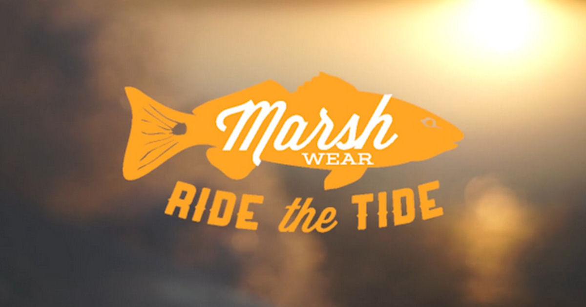 FREE Marsh Wear Stickers...