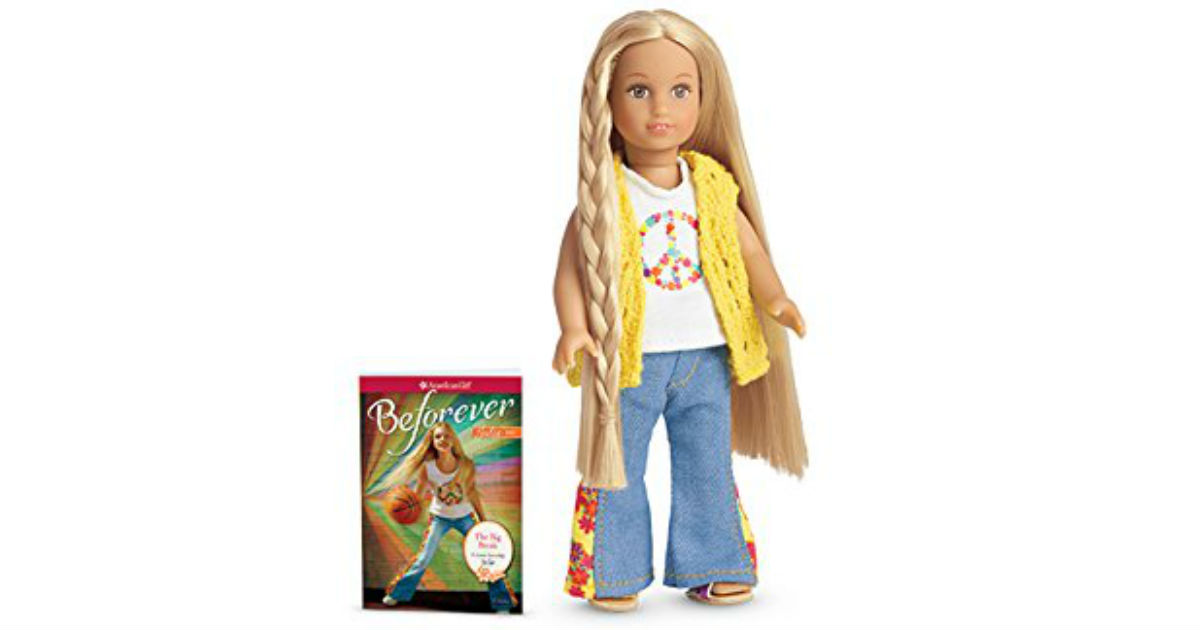 American Girl Julie Mini Doll and Book ONLY $13.52 (Reg. 25)