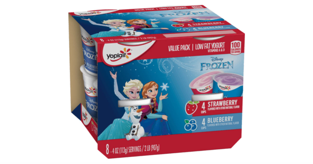 No Coupons Needed: Yoplait Yogurt 8-Pack Only $1.66 at Target