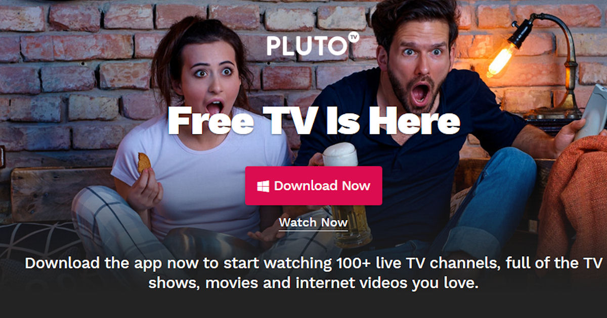 Pluto TV - Watch FREE TV, Movi...