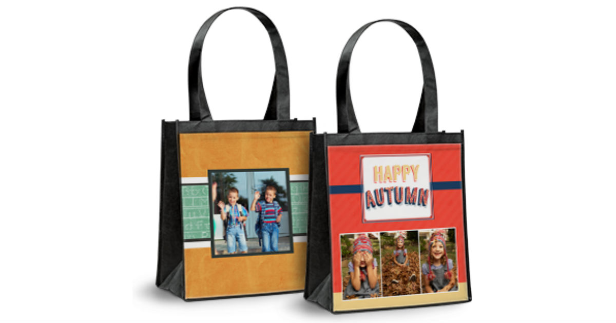 Reusable Shopping Bags ONLY $0.99 from York Photo