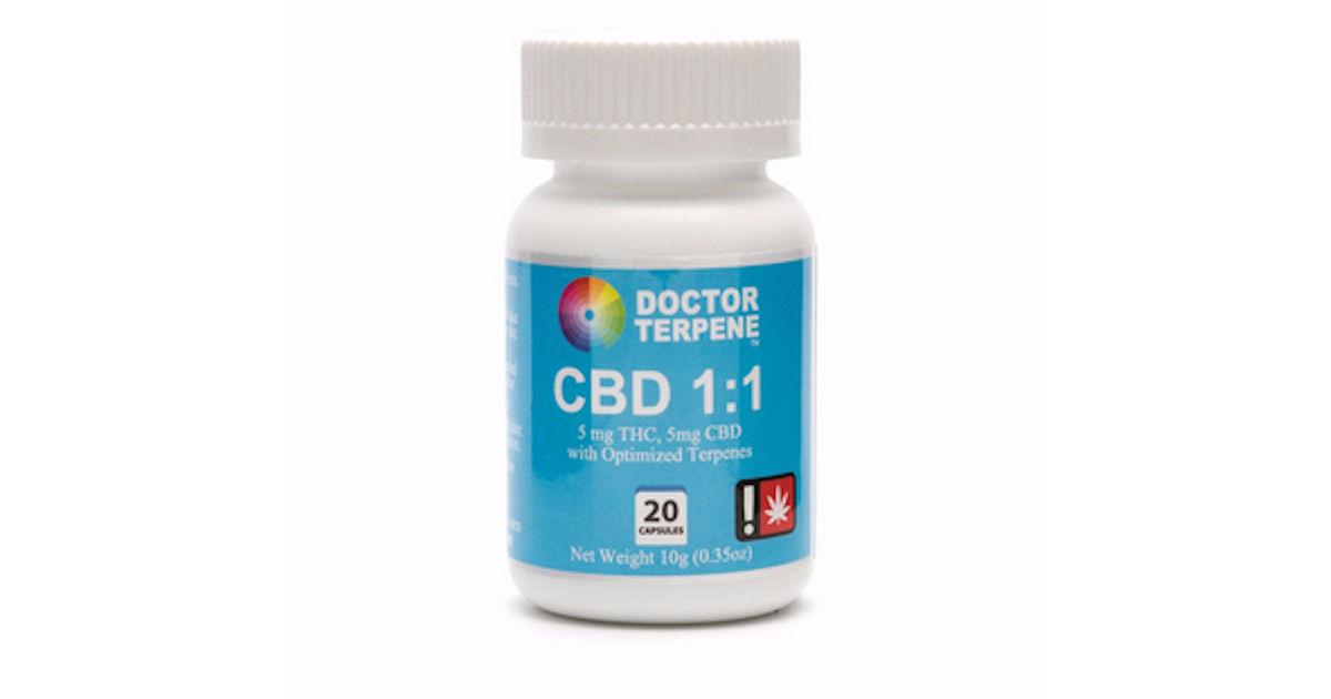 FREE Doctor Terpene CBD With B...