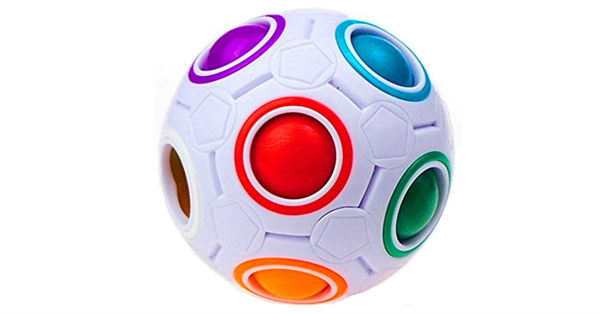 CuberSpeed Ball Puzzle ONLY $6.79 (Reg. $16)