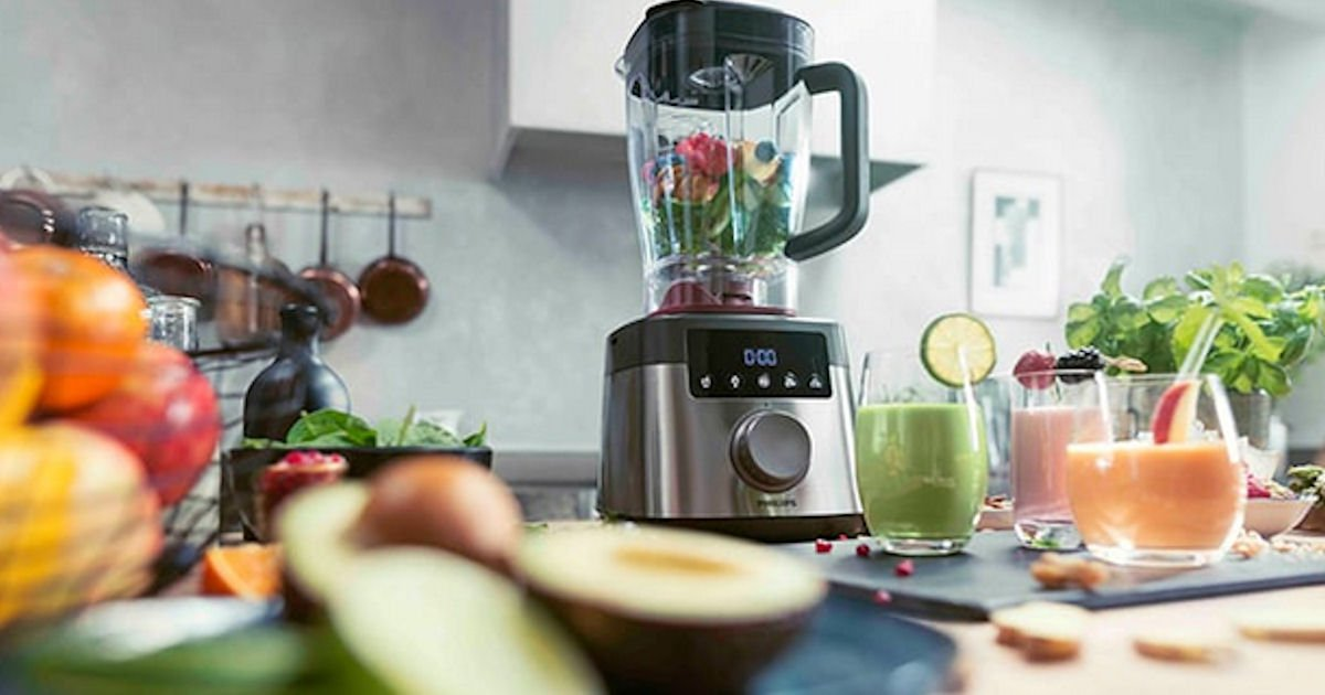 Possible Free Philips High Speed Power Blender - Free