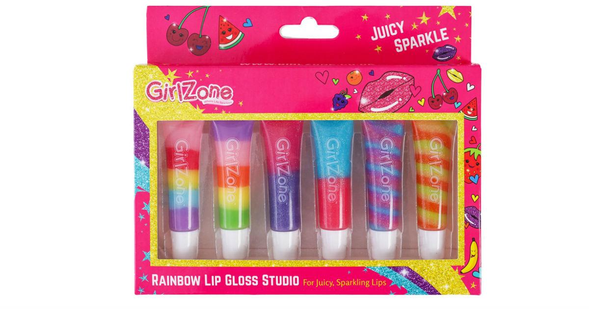 Rainbow Lip Gloss ONLY $7.49 (Reg. $15)