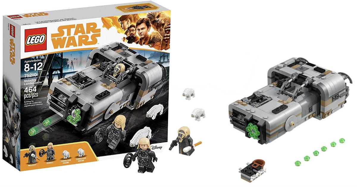 LEGO Star Wars Moloch's Landsp...