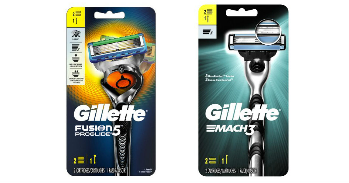 graphic relating to Gillette Fusion Coupons Printable named Gillette Razors Simply $0.24 at CVS (Reg. $11.99) - Printable
