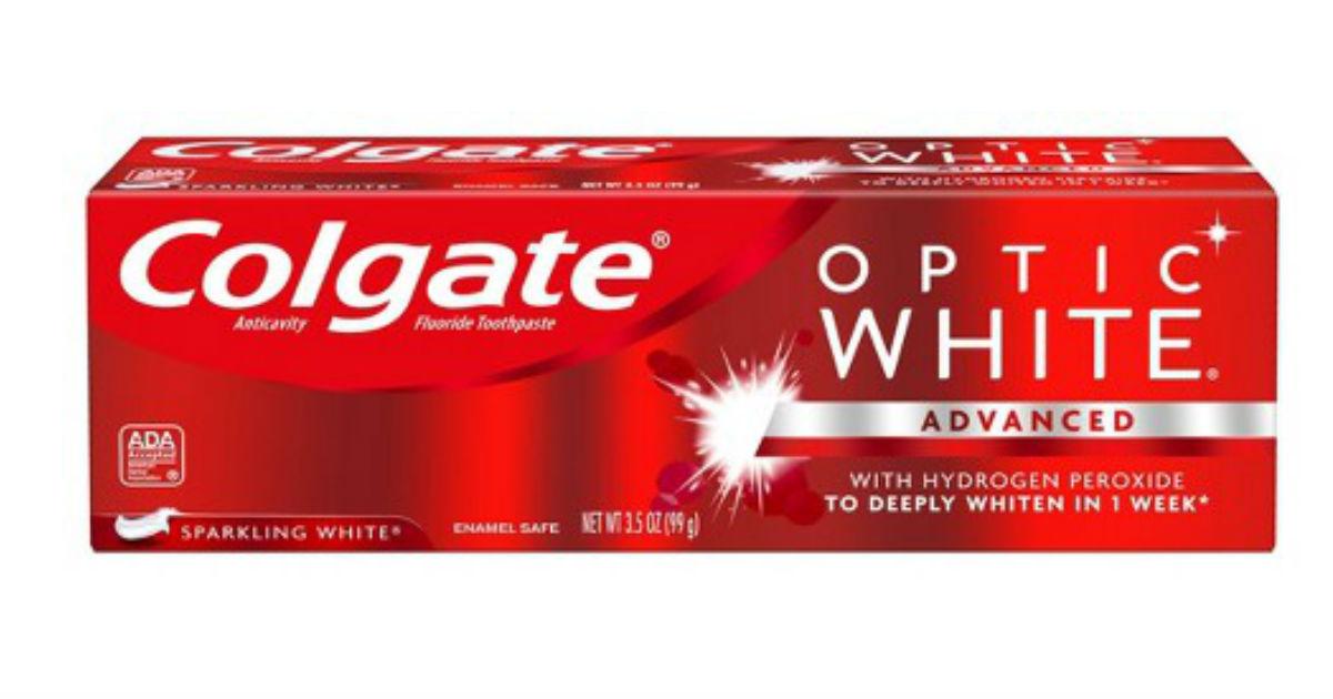 Colgate Toothpaste Only $0.49 at CVS (Reg. $4.29)