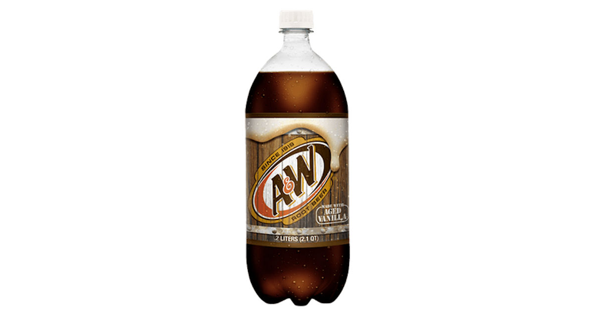 FREE 2-Liter A&W Root...