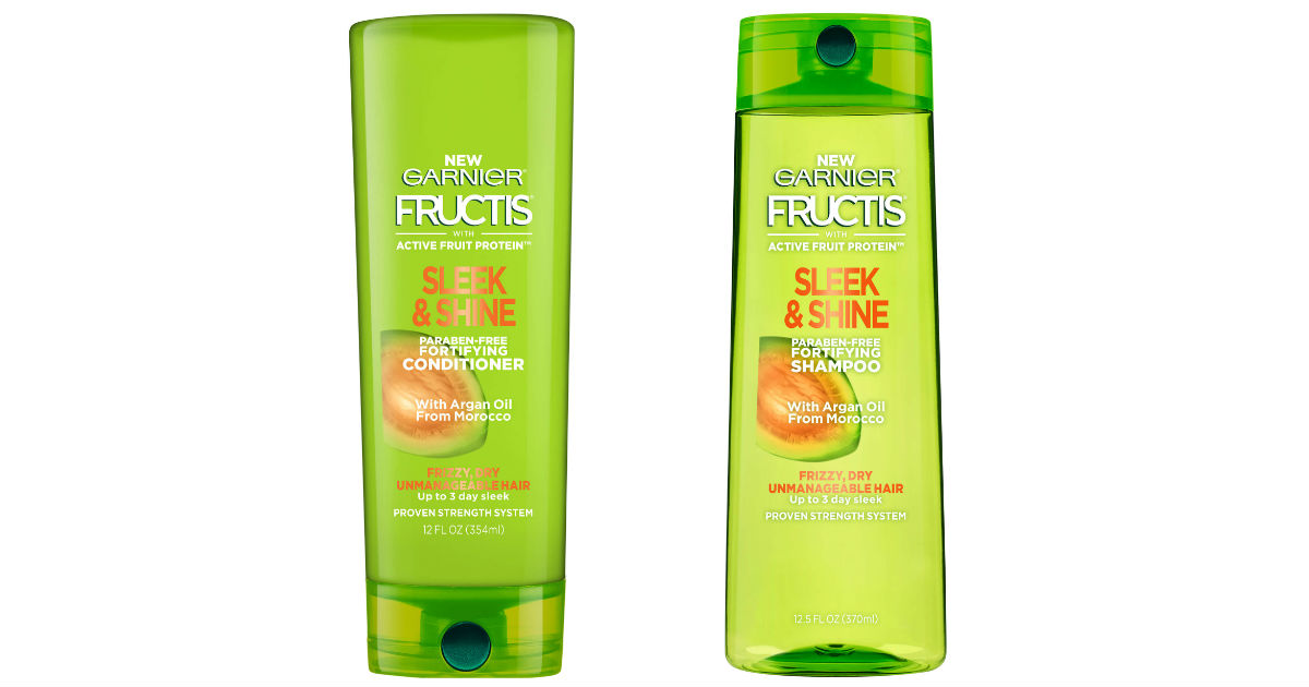 Garnier Fructis Shampoo Only $1.00 at CVS (Reg. $4.49)