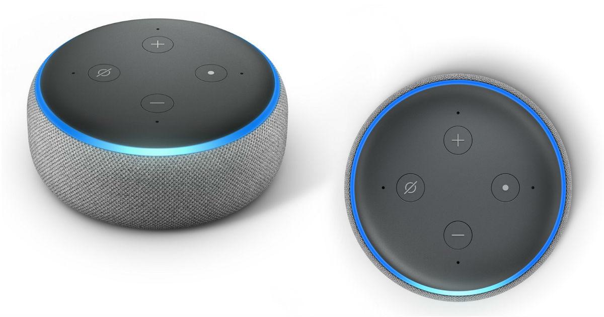 Amazon Echo Dot - 3rd Generati...