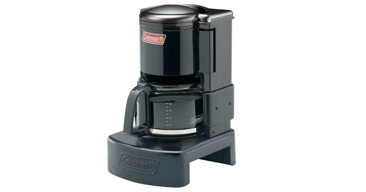 Coleman Camping Coffeemaker ON...