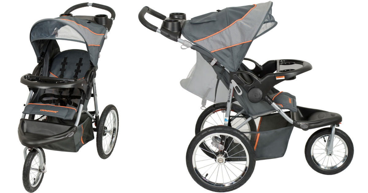 Baby Trend Expedition Jogger Stroller $59.99 Shipped at Walmart