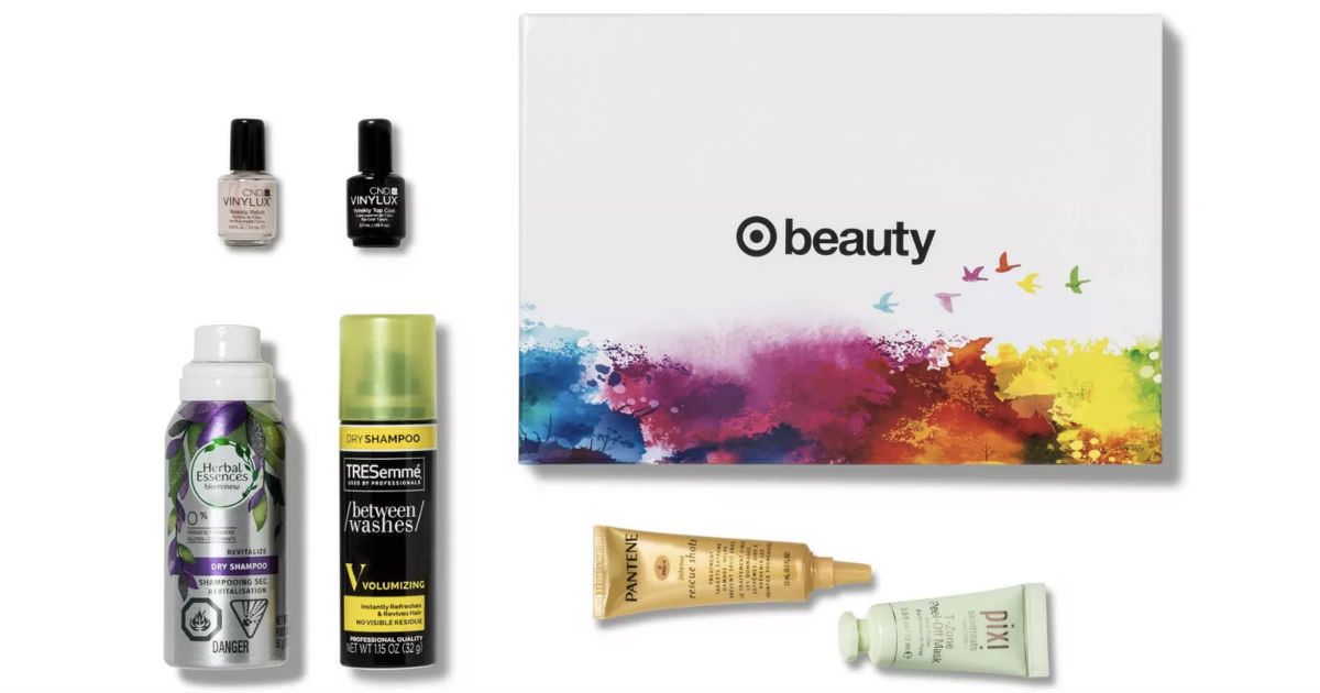 Target Beauty Box ONLY $7 Shipped