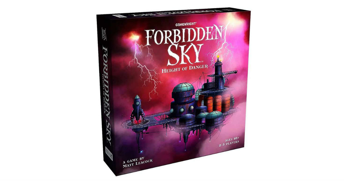 Gamewright Forbidden Sky on Amazon