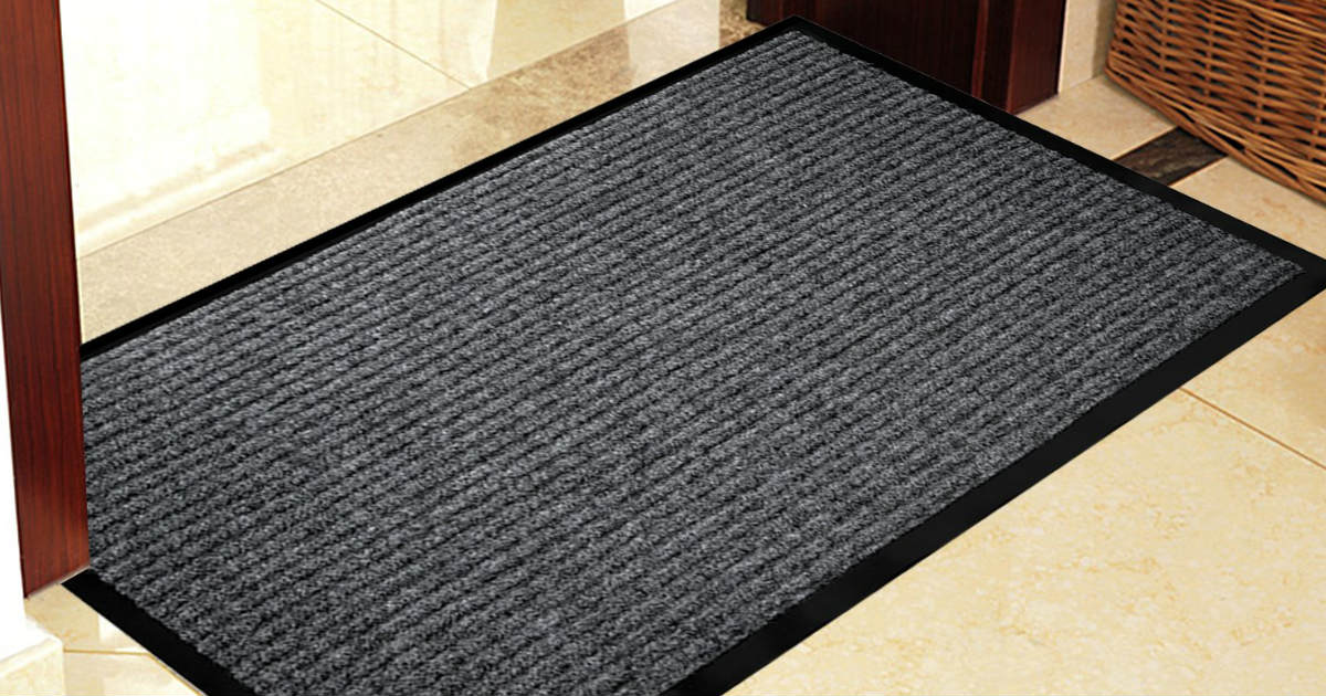 Indoor Outdoor Floor Mats 2 Pack Only