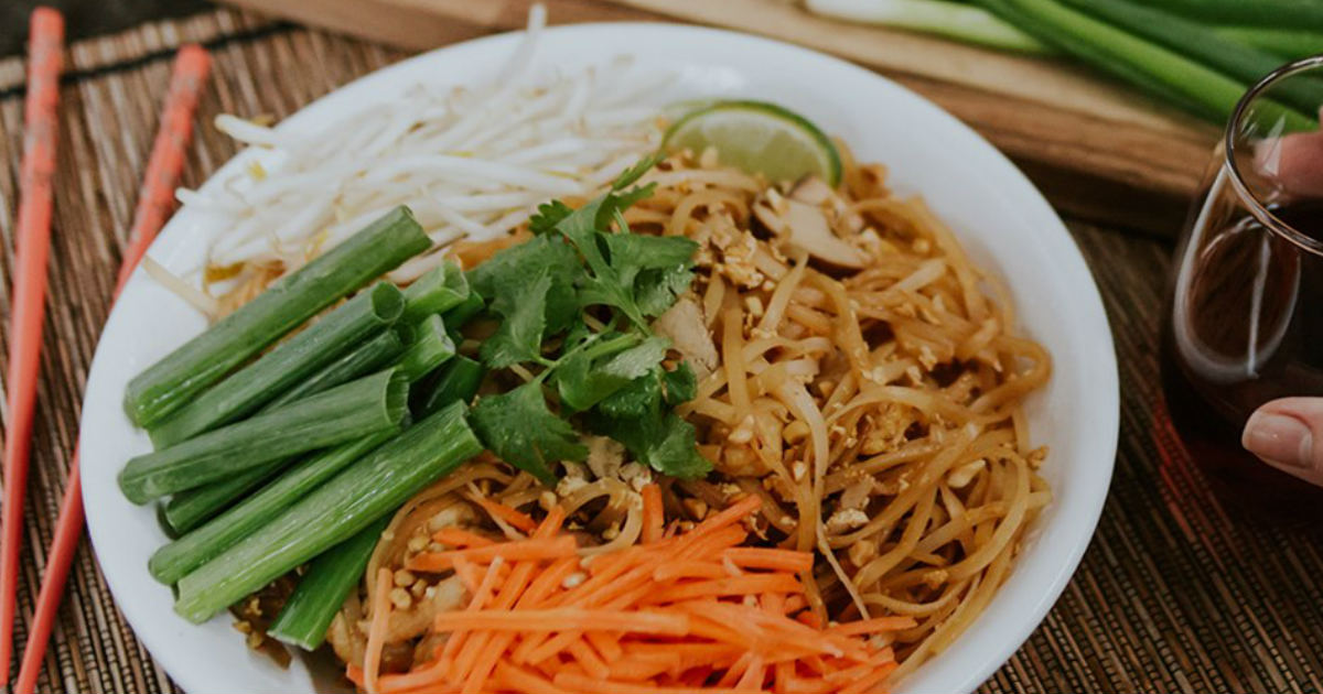 image regarding Pf Changs Printable Coupon called Absolutely free Fowl Pad Thai at P.F. Changs - Printable Discount coupons
