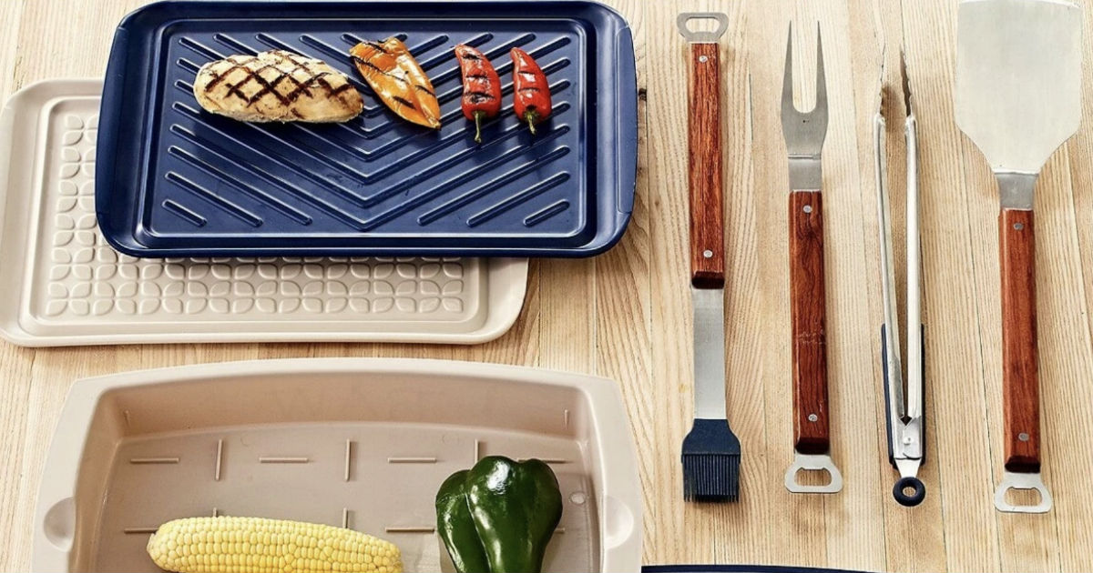 Martha Stewart BBQ Collection ONLY $19.19 at Macy's