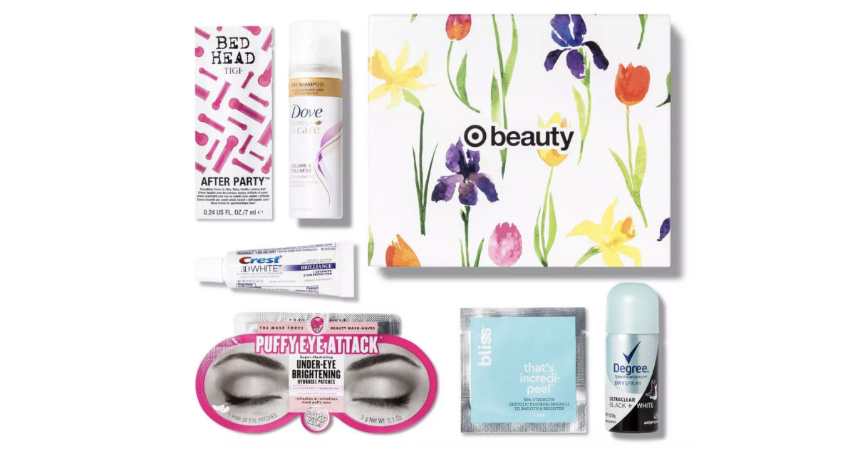 Target Beauty Boxes ONLY $3.50 (Regularly $7)