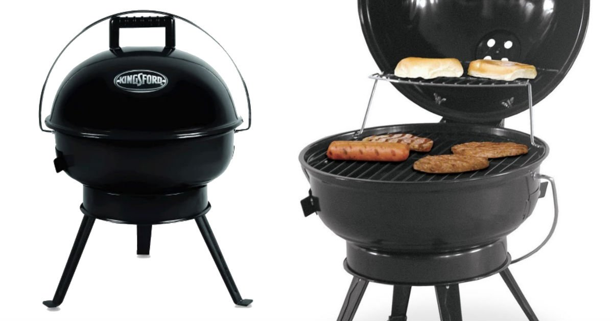 Kingsford 14-In Black Portable Grill ONLY $15 at Target