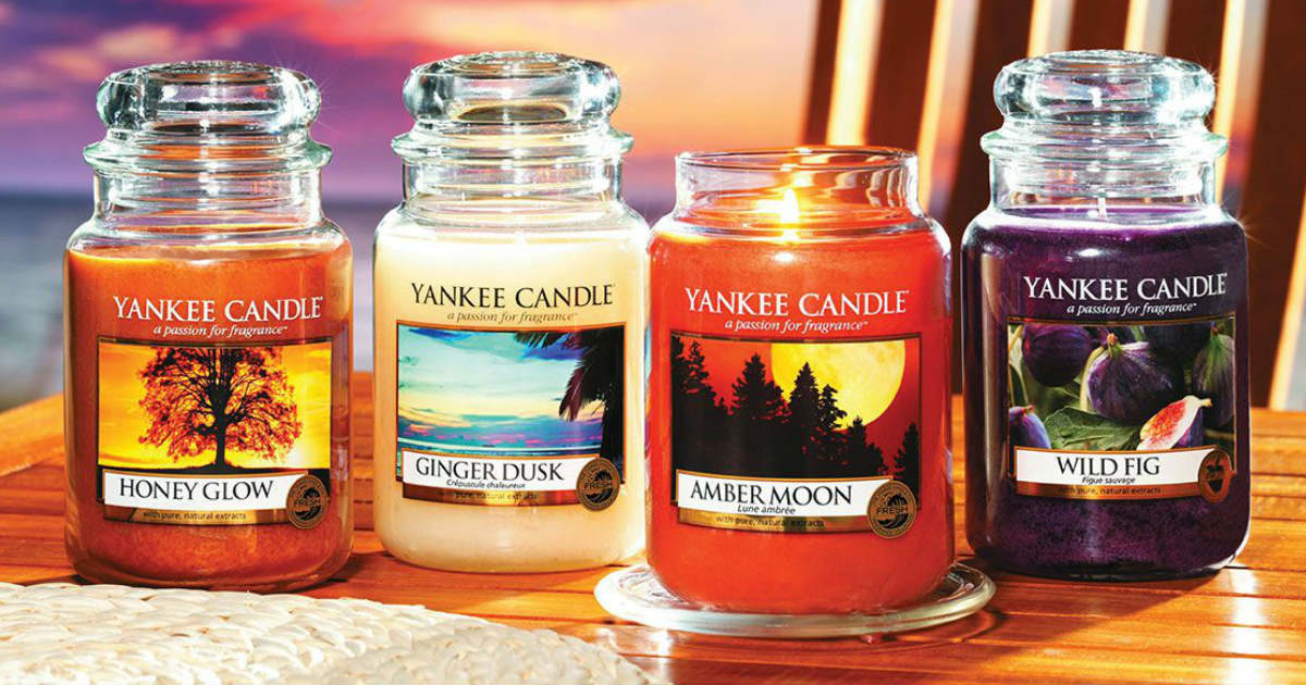 Free Medium Classic Jar Candle at Yankee Candle