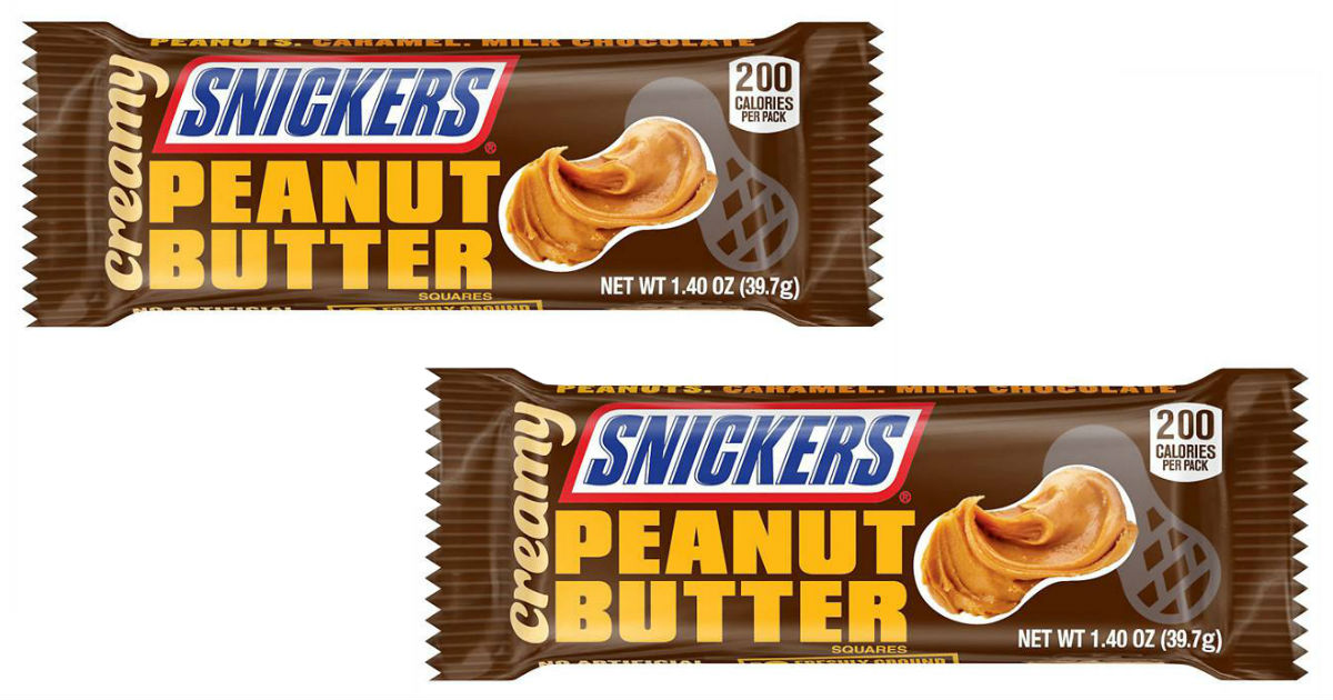 Free Creamy Snickers at Walgreens