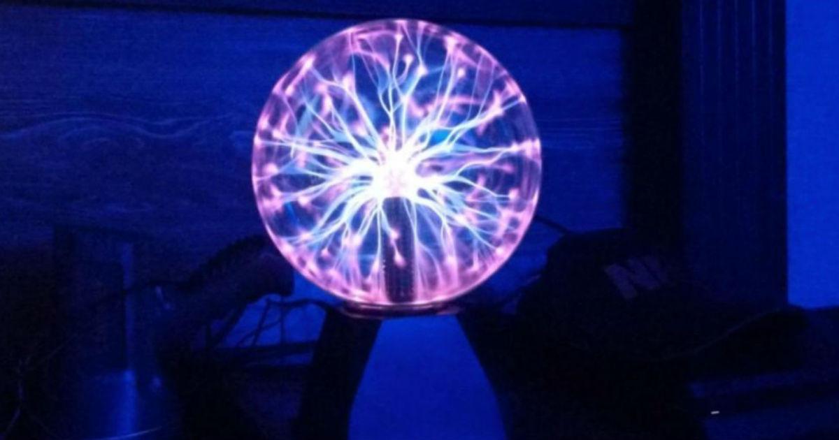 Creative Motion Plasma Ball ONLY $14.16 (Reg. $35)