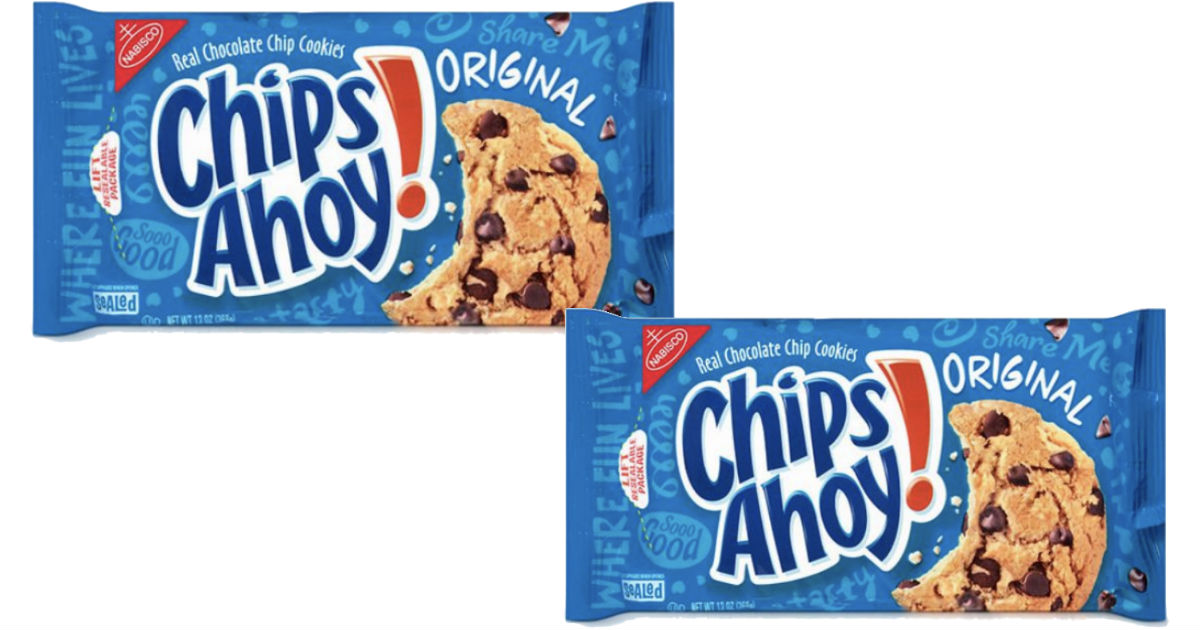 image regarding Chips Ahoy Coupons Printable named Chips Ahoy! Cookies Simply $1.72 Each and every at Emphasis - Printable