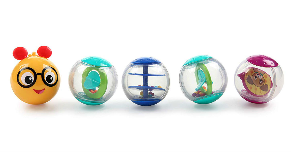 Baby Einstein Roller-Pillar Activity Balls ONLY $5.20 (Reg. $11)