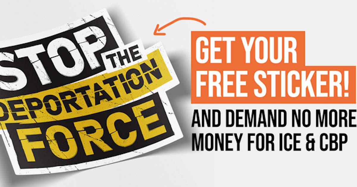 FREE Stop the Deportation Forc...