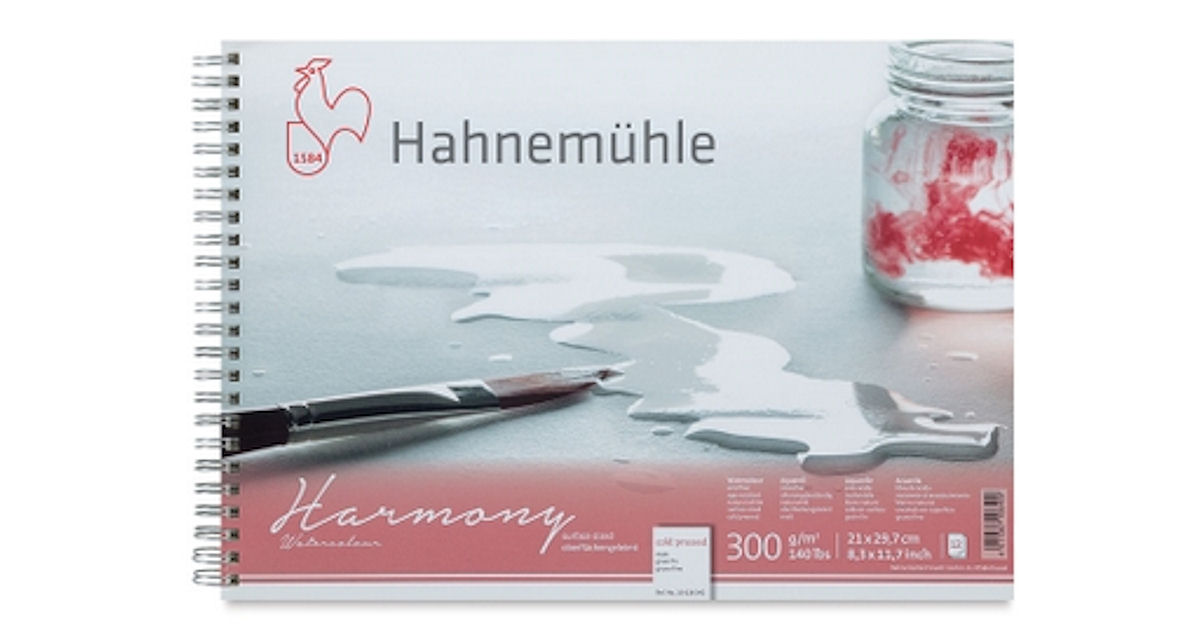 FREE Hahnemühle Harmony &a...