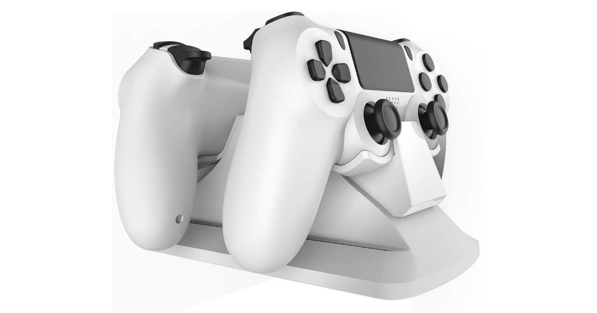 GameSir PS4 Controller Charger ONLY $9.99 (Reg. $26)